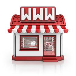 На Украине интернет-магазины выписывают чек